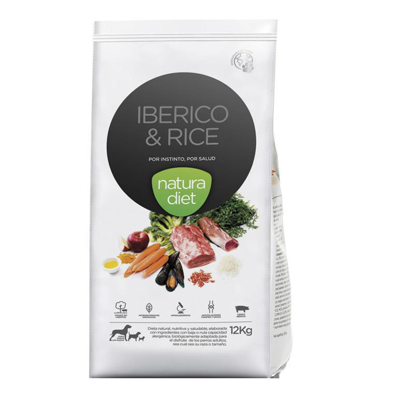 ND IBERICO&RICE ADULT